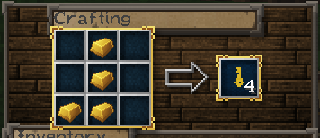 Gold Key Recipe